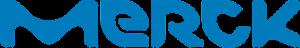 Logo merck pharma company